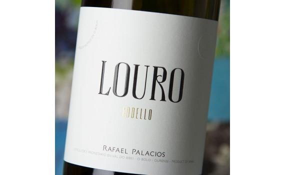 LOURO, un vino controlado personalmente por Rafael Palacios.
